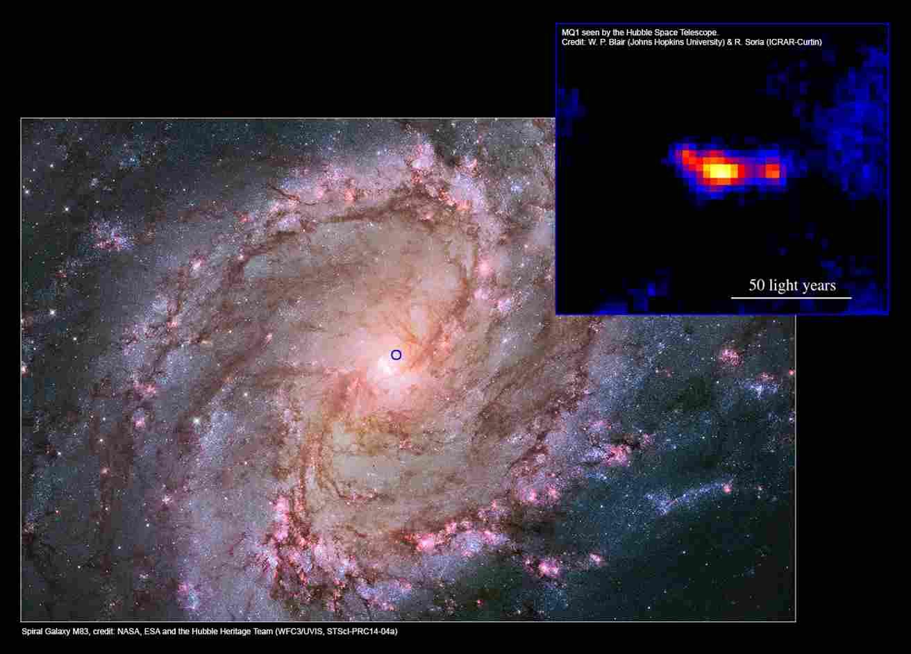 M83 y MQ1